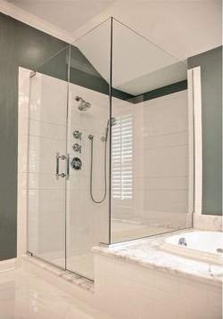Frameless Shower Doors Shower Doors Chicago Mirrors