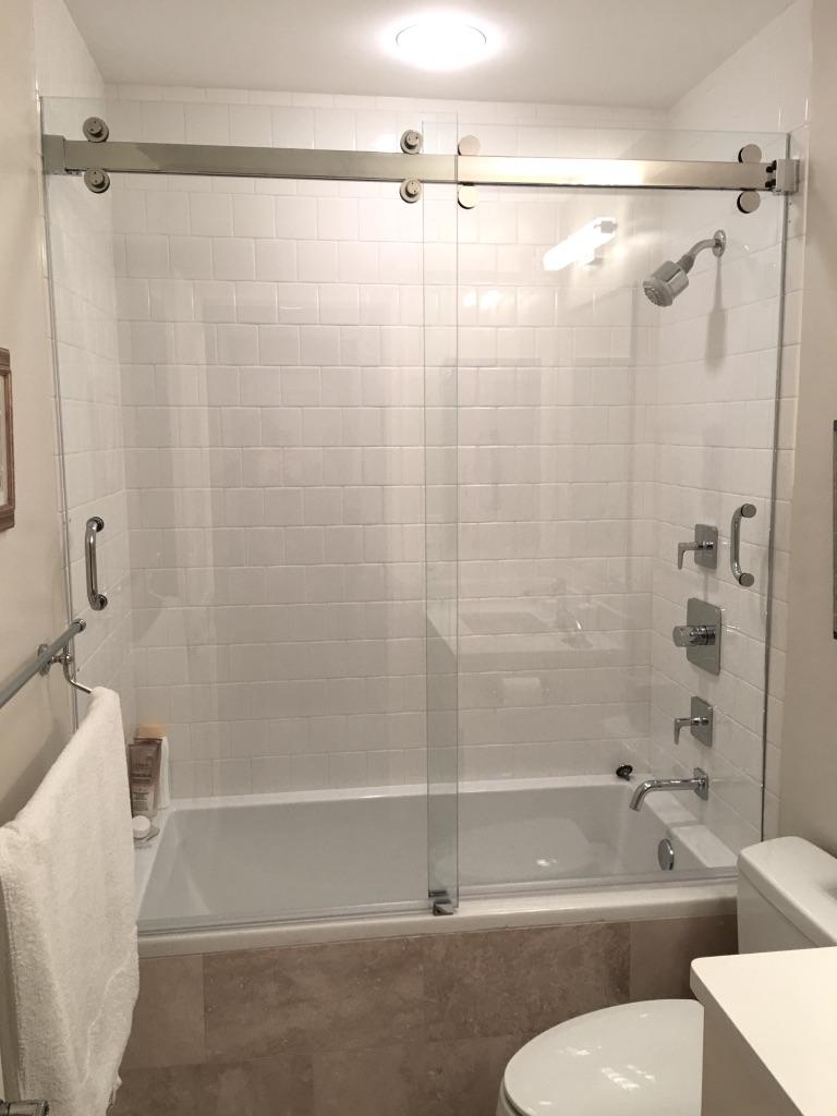 Frameless Shower Doors Shower Doors Chicago Mirrors Custom Glass Chicago Chicago Glass